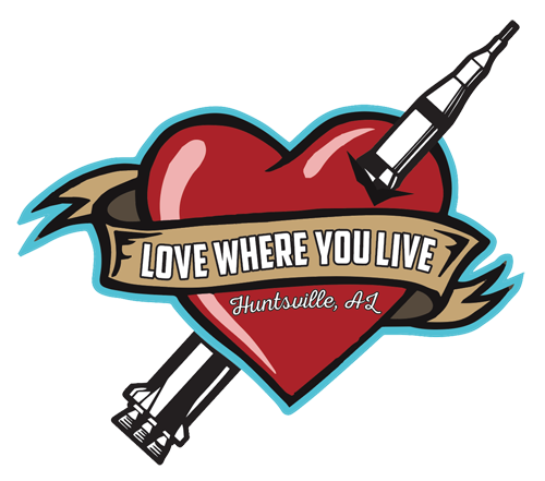 Love Where You Live – Huntsville, AL
